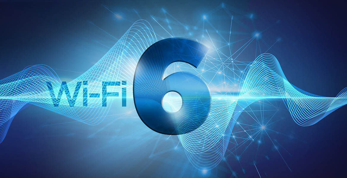 Broadcom and 6-GHz Wi-Fi will allow multiple 160 MHz channels to enable the next wave of multi-gigabit applications at home and office
