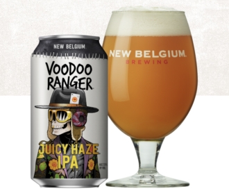VOODOO RANGER JUICY HAZE IPA Packed with bright tropical aromas and brilliant citrusy flavors, this unfiltered IPA wraps up with a pleasantly smooth finish.